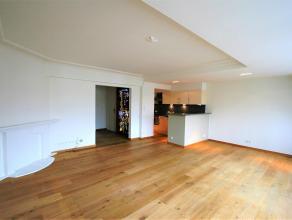 Zeer mooi appartement gelegen op de 5e verdieping van residentie Cape Horn met een oppervlakte van 100m². Dit appartement bestaat uit een zeer ru