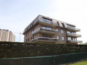 Ruim appartement met groot zuid-west gericht terras op Groendijk;Grote leefruimte met prachtig zeezicht;Open keuken;Inkom met plaats voor vestiaire ka