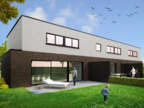 Een nieuwbouw in Wachtebeke? Ontdek deze moderne woningen aan de Melkerijstraat, vlak bij het centrum, op wandelafstand van winkels en scholen. Bovend