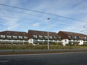 Dit zonnig appartement is rustig gelegen, op wandelafstand van de zee. Het appartement beschikt over een woonkamer met toegang tot een ruim zonneterra