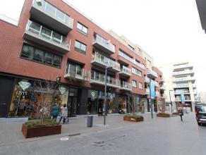 Dit ruim 2-slpk appartement is gelegen in de site De Munt, pal in het centrum Roeselare. Het appartement heeft een bewoonbare oppervlakte van 95 m&sup