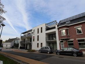 Ruim nieuwbouw 1-slpk appartement gelegen op de eerste verdieping van een kleinschalig modern appartementsgebouw. Het appartement is als volgt ingedee
