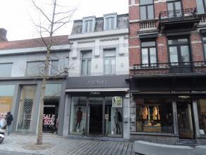 Ooststraat 105 Roeselare. Winkel te huur. Topligging!