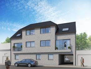 Nieuwbouwappartement in exclusieve residentie 'Messiaen' bestaande uit: - Inkomhal- apart toilet- Woonkamer met grote raampartijen- Open ingerichte ke