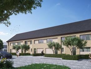 Drie nieuwbouwwoningen in Mariakerke, met een prijs vanaf euro 331 412. De moderne nieuwbouwhuizen worden gebouwd op een aantrekkelijk stuk grond met