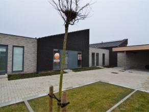 OPENHUIS NIEUWBOUWZONDAG 26 MAART 09U- 12U WELKOM! Moderne nieuwbouwwoning- appartement - unieke kans voor wie centraal wil wonen in de dorpskern (cen