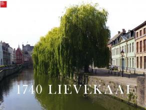 Ontdek PROJECT 1740 Lievekaai Gent. 1740 staat voor stads en toch rustig & ruim wonen in een prachtig historisch kader. Een geheel nieuw & kle