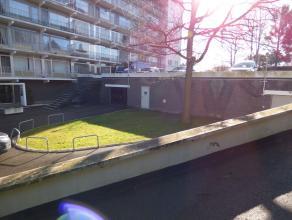 Ondergrondse parkeerplaatsen in de residentie Verts Horizons.
