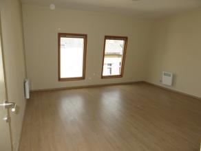 Leuke, ruime dakstudio met keuken en eigen badkamer. Alles in de studio is volledig nieuw. De keuken is voorzien van een keramische kookplaat, een dam