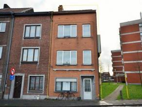 Een opbrengst woning gekend als woonhuis aan groene zone en momenteel onderverdeeld als twee appartementen met nog een extra opbrengst van een zijdeli