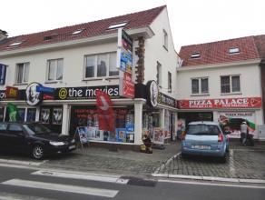 Interessant gelegen appartement nabij het Felix Beernaertsplein.Dit appartement, dat zich op de eerste verdieping boven videozaak @ the movies bevindt