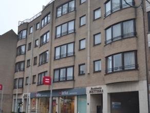 """Zeer interessant gelegen appartement in de residentie """"Wetthra"""" (boven Belfius bank).<br /> Dit appartement is gelegen op de tweede verdieping en omva"""