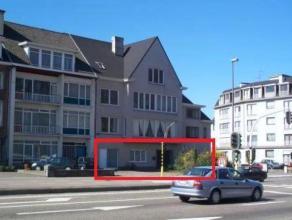 Sint-Niklaas, Parklaan 81 bus 1. Centraal gelegen gelijkvloers appartement nabij stadspark met inkomhal, wasplaats, berging, voorplaats,  living, inge