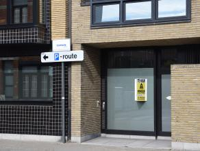 Groot appartement 120 m² en binnenterras van 50 m² met volgende indeling: living met open keuken, apart gastetoilet, badkamer met douche, ru