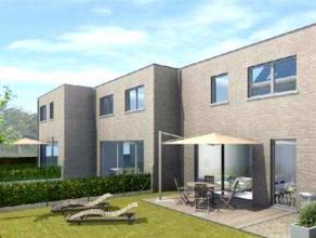 Energiezuinige gezinswoning met bewoonbare oppervlakte van 172m². Deze ruime halfopen bebouwing met aangename tuin wordt u instapklaar aangeboden