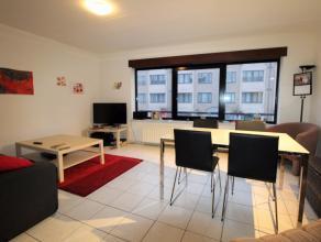 Centraal gelegen, zeer energiezuinig en een mooie huurprijs zijn al enkele pluspunten van het appartement op het 1e verdiep. Een ruime woonkamer met o