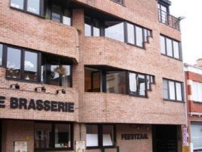 Beschrijving Gesloten bebouwing Ruim duplex-appartement met zicht op Dender op de derde en vierde verdieping in een residentie voorzien van lift. Gele
