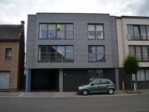 Nieuwbouw appartement te Wetteren op de tweede verdieping.<br /> <br /> Indeling van het appartement: inkomhal, apart toilet, berging met tellerkast e