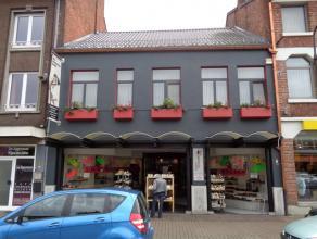 Winkelpand te huur, gelegen in het centrum van Heusden- Zolder tussen de retailers Takko Fashion en Kruidvat. De winkel heeft een totale oppervlakte v