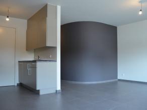 Nabij het centrum van Deinze treft u dit instapklaar appartement (type 1 slaapkamer) met privatieve autostaanplaats welk keurig is onderhouden en vanw