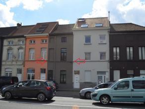 Aan de Oude dokken van Gent, waar u een evenwichtige mix vindt  van woningen, kantoren, winkels, cultuur en groen,  staat deze ruime en in uitstekende