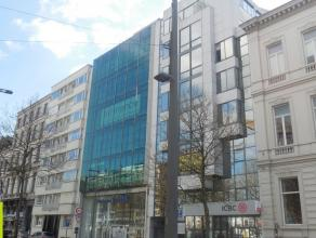 377m² (à 599m²) kantoorruimtes <br /> Ligging: belangrijke invalsweg van Antwerpen; vlot bereikbaar met openbaar vervoer<br /> Beschi