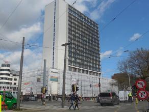 650m² (à 875m²) kantoorruimte<br /> Ligging: vlakbij station Antwerpen-Centraal<br /> Beschikbaar: onmiddellijk