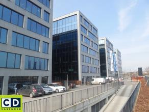 452m² kantoorruimte<br /> Ligging: op wandelafstand van station Berchem; bushalte aan het gebouw; vlakbij de Singel en de Ring<br /> Beschikbaar: