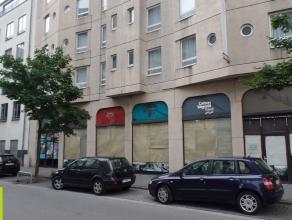 240m² winkelruimte <br /> Ligging: centrum Antwerpen <br /> Beschikbaar: onmiddellijk