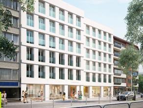 131m² (en 197m²) winkelruimte op gelijkvloers in residentie Parkhof <br /> Ligging: vlakbij centrum van Mortsel <br /> Beschikbaar: bij ak