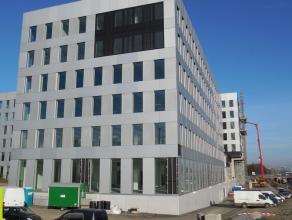 933m² (à 8434m²) kantoorruimte <br /> Vlak aan de Singel en Ring; tegenover het station van Berchem<br /> Beschikbaar: 01/04/2017