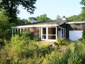 In de groene omgeving van het Beukenpark ligt deze op te frissen bungalow verscholen!<br /> Ideale kans om deze eigendom te kopen aan de prijs van de