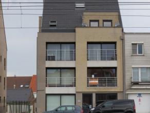 Mooi en recent appartement, centraal gelegen in Zeebrugge. Beschikt over een ruime slaapkamer en twee terrassen, waaronder één groot zon