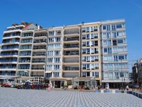 Aangename studio met prachtig zeezicht en zicht op Rubensplein. Het appartement is gelegen op het Rubensplein en op een steenworp van het commerci&eum