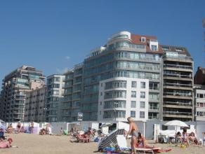 Modern gemeubeld appartement in een recent gebouw op de Zeedijk op wandelafstand van het Rubensplein. Samenstelling: ruime woonkamer, 2 slaapkamers, o