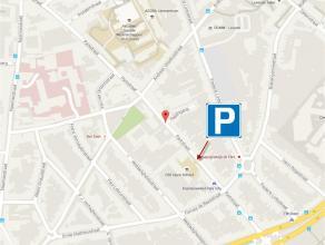 42 autostaanplaatsen in het centrum van Leuven. De plaatsen zijn gelegen in een nieuwbouw op de site van Michotte, verdieping -2 met toegangscontrole.