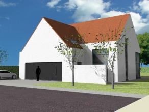 Nieuw te bouwen idyllisch gelegen alleenstaande woning nabij het centrum van Landegem. Type woning en indeling vrij te kiezen. Energiezuinig! Luxueus