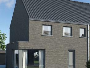 Nieuw te bouwen centraal gelegen halfopen woning nabij het centrum van Oordegem (Lede). Type woning en indeling vrij te kiezen. Energiezuinig! Luxueus