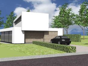 Nieuw te bouwen alleenstaande woning met vrije keuze van architectuur te Ooigem. Prijs voorbeeldwoning, maar geen verplichting. Your Home luistert naa
