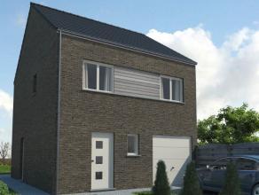 Nieuw te bouwen halfopen woning met vrije keuze van architectuur te Drongen (Gent). Prijs voorbeeldwoning, maar geen verplichting. Your Home luistert