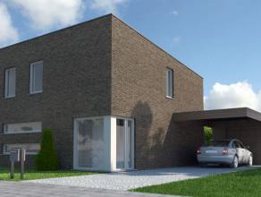 Nieuw te bouwen alleenstaande woning met vrije keuze van architectuur te Brakel. Prijs voorbeeldwoning, maar geen verplichting. Your Home luistert naa
