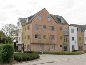 In de recente residentie Spaanderveld, gelegen aan de nieuwe gelijknamige straat op een zucht van de Lierse stadsvesten, bevindt zich op de gelijkvloe