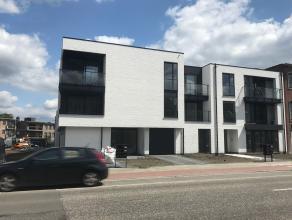 Nieuwbouw appartement gelegen op het dakverdiep in De Witte Poorte met een bewoonbare oppervlakte van 104m² en 2 terrassen.<br /> <br /> Dit appa