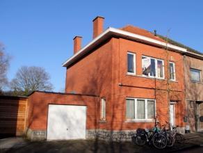 Langs de groene rand van Leuven kan u deze leuke woning terugvinden. Ideale uitvalbasis voor gezinnen die op zoek zijn naar ruimte op fietsafstand van