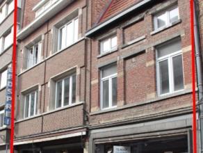 Centraal gelegen in de Diestsestraat, langs de achterkant van de Kinepolis van Leuven en op wandelafstand van het station van Leuven kan u dit project