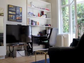 Prachtig pand op toplocatie met vijf studio's en één kamer zonder eigen sanitair. Ideale uitvalbasis voor verschillende doelgroepen: stu