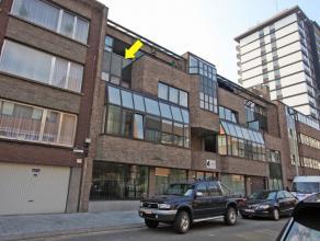 Recent appt met 2 grote slpkamers op de 2e verdieping links, rustig doch centraal gelegen te Borgerhout/grens Deurne vlakbij winkels en ov. Indeling :