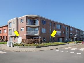 Recent (2005) gelijkvloersappartement gelegen in een klein gebouw op de grens Borsbeek - Deurne. Indeling: inkomhalletje met ingemaakte vestiairekast,