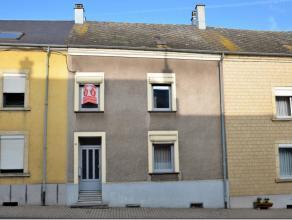 Bonne maison dhabitation de 175 m² ( + caves) située à proximité de la gare dAthus et de toutes les commodités ( comm