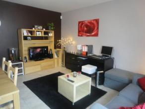 Très bel appartement neuf dans quartier résidentiel.Situé au rez de chaussée, il se compose d'un séjour, un coin cu